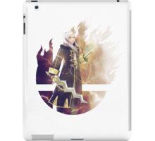 Smash Robin (Female) iPad Case/Skin
