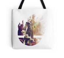 Smash Robin (Female) Tote Bag