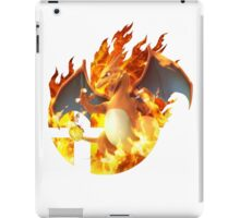 Smash Charizard iPad Case/Skin