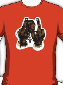 Pac (vector). T-Shirt
