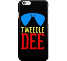 Tweedle Dee iPhone Case/Skin