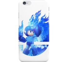 Smash Megaman iPhone Case/Skin