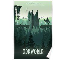 Paramonia Poster
