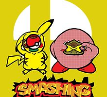 Smashing- A by DoctorJamesWF