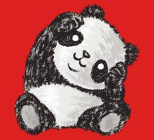 Cute Panda Kids Clothes