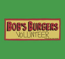 Bob's Burgers Volunteer by Pyier