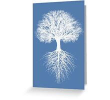 Tree of Life (iphone, ipod, ipad deflectors) and more Greeting Card