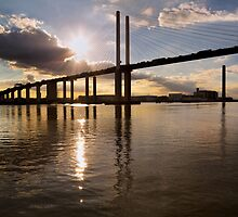 Dartford Crossing 1 by Geoff Carpenter