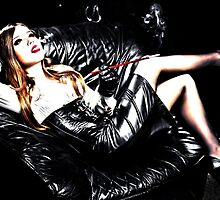 Leather elegance by Redlight-Art