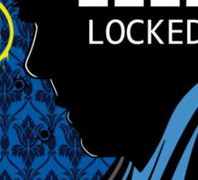 Detective Sherlocked (sticker) Sticker