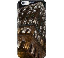 City Night Walks – Elegant Arched Lintels iPhone Case/Skin