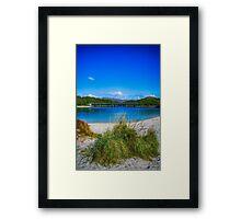 Morar Sands Framed Print