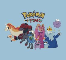 Pokémon time by RhiannaManalac