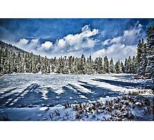 Nymph Lake Photographic Print