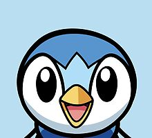 piplup by Pepooni