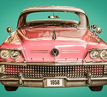 Classic Buick 1958 Century Car by mrdoomits