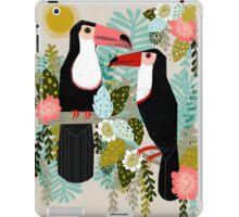 Toucans by Andrea Lauren  iPad Case/Skin