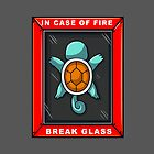 Break Glass - Squirtle by Georg Bertram