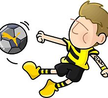 Marco Reus [Borussia Dortmund 2014] by lil-Birdbrain