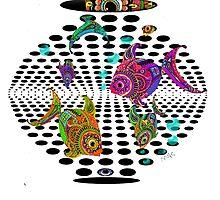 Fishbowl of Holes by wildwildwest