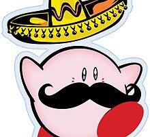 Mexican kirby by Maestro Hazer