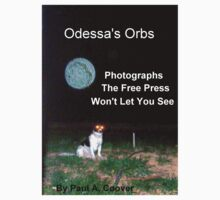 Odessa's Orbs Book Art by PaulCoover