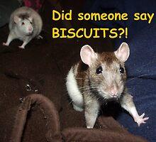 did someone say biscuits? by mindgoop