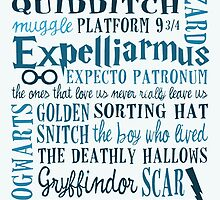 Harry Potter- All Quotes by Mellark90