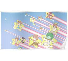 So many Mako! Poster