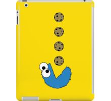 Cookie Monster Pacman iPad Case/Skin