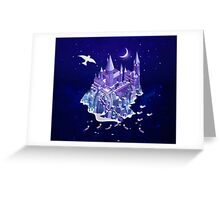 Hogwarts series (year 1: the Philosopher's Stone) Greeting Card
