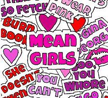 Mean Girls by missfelisha
