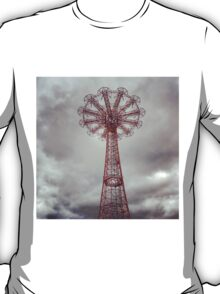 Parachute Jump, Coney Island, Brooklyn T-Shirt