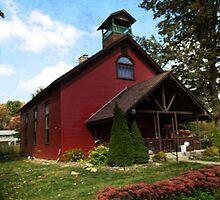 A Real Church Home by vigor