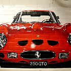 Ferrari 250 GTO by JohnnyBoy333