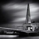 London in Monochrome by Ian Hufton