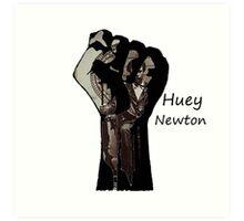 Huey Newton Art Print