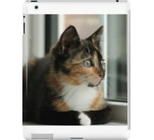Tiny Purrfection iPad Case/Skin