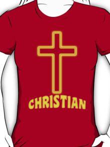 Jesus Christ Son of God Lord Christian T-Shirt