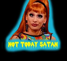 Bianca Del Rio: Not Today Satan by tris4raht0ps