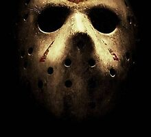 Friday the 13th Jason mask by att1225