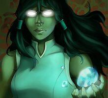 Avatar Korra by Amelia Buff