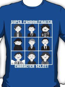 Super Fandom Fighter!  T-Shirt