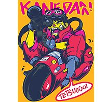 KANEDAAA! Photographic Print