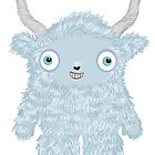 Yeti Monster by alphabetty