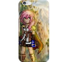 Lightning Farron Pixel Art iPhone Case/Skin