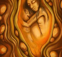 earth womb 3 by chrissy carter