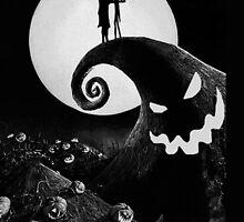 The Nightmare Before Christmas by KJELLBERGS