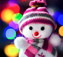 Snowman Toy by MMPhotographyUK