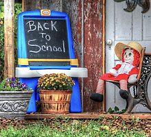 Back To School by wiscbackroadz